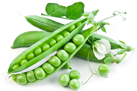 春季多吃豌豆养颜又护眼