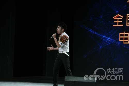 3号选手艾尼瓦尔江