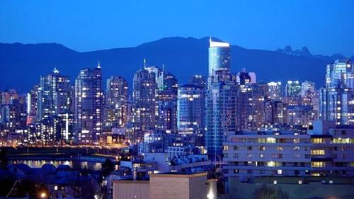加拿大温哥华