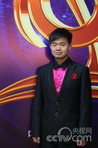 民歌选手陈家坡