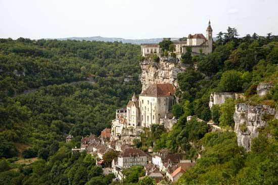 法国南比利牛斯大区 感受如诗如画的田园风光