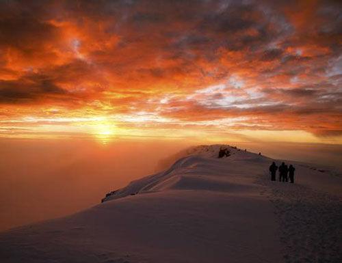 不容小觑的非洲最高峰