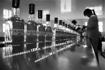 酒标上的空白:食用酒精、甜味剂藏匿白酒业