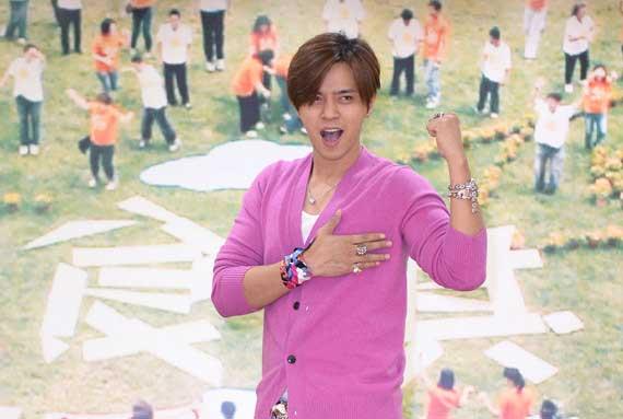 罗志祥。图片来自台湾媒体