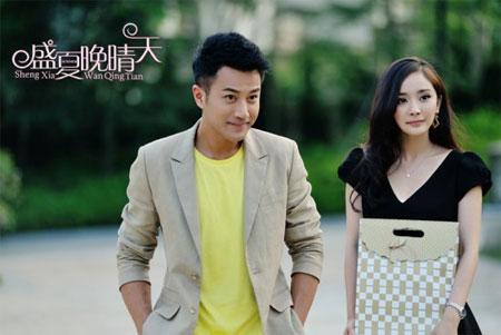 搜视指南  电影·电视剧   商战悬爱电视剧《盛夏晚晴天》根据柳晨枫