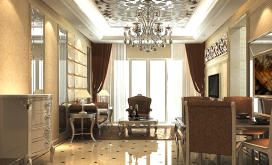 高科技和极具个性化的瓷砖和卫浴产品是东鹏的