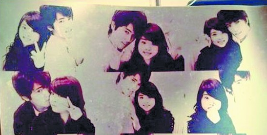大四女生捡到情侣旧照片 微博找人还原爱情故事