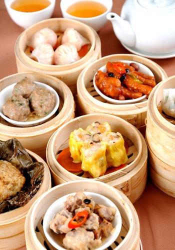 美食购物游线 吃在广州
