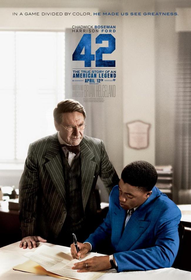 电影《42号》海报二