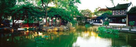 曼妙生姿显典雅品位 细数中国十大私家园林