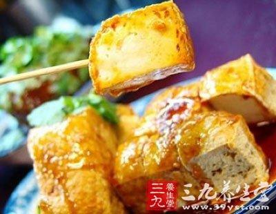 饮食禁忌 忌吃臭豆腐