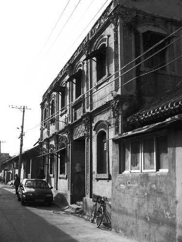 细说老北京八大烟花柳巷