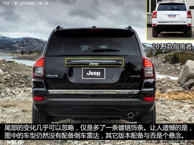JeepJeep指南者2014款 2.4L 四驱豪华导航版