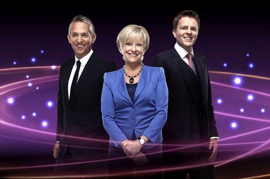 BBC 头号主持人莱因克尔(左)最近陷入与晚辈的口舌之战