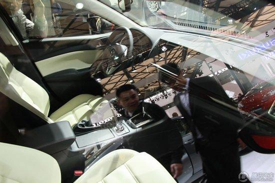 [国内车讯]马自达ATENZA将于6月22日上市