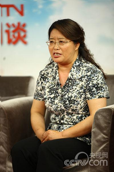 通州区培智学校教导主任李银环