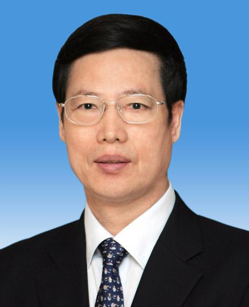 تشانغ قاو لي -- عضو اللجنة الدائمة للمكتب السياسي للجنة المركزية للحزب الشيوعي الصيني