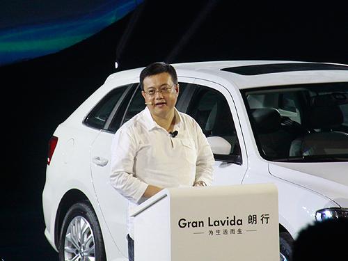 上海大众汽车有限公司 董事、总经理 张海亮先生