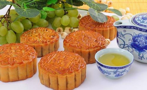 月光宝盒——中秋时节美食