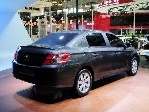 汽车之家 国产标致301将广州车展上市高清图片