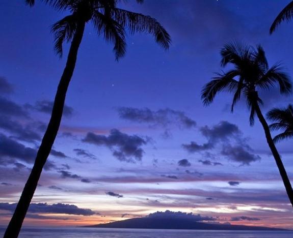 夏威夷毛伊岛
