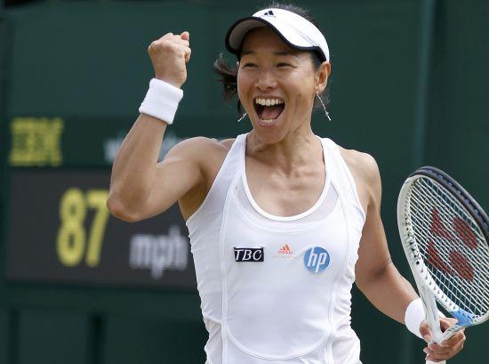 """如今的伊达公子已经成为了女子网球大满贯赛场的""""纪录仪"""""""