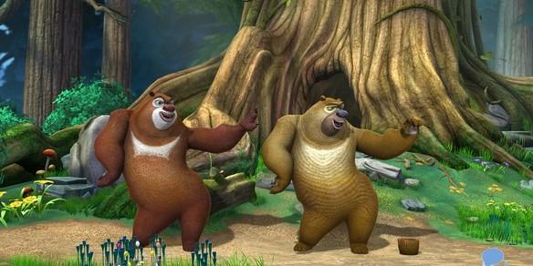 熊出没第三部之丛林总动员正式开播