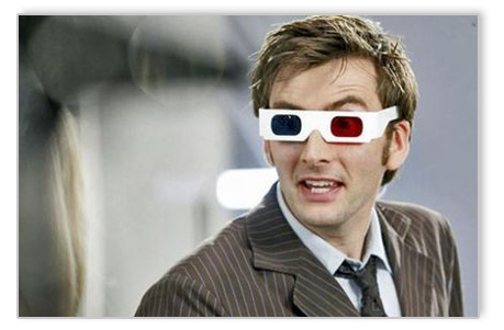 3D電視沒人看 英國BBC停止制作相關節目