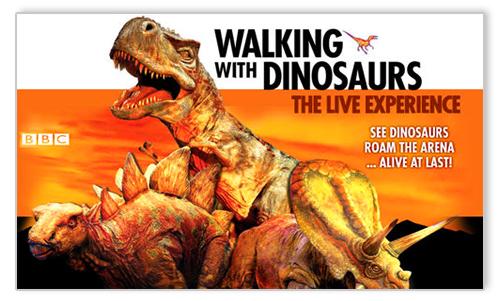 《与恐龙同行》