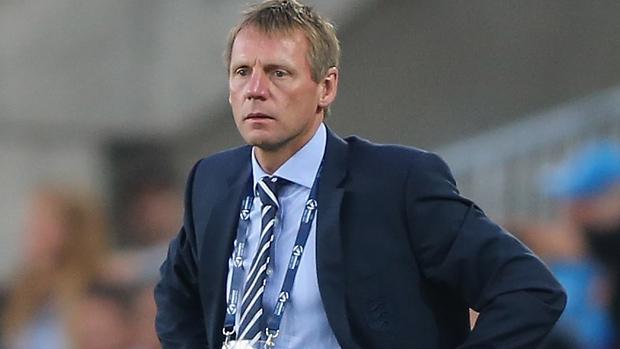 U21欧锦赛三战尽墨,英国队主教练皮尔斯只能黯然下课