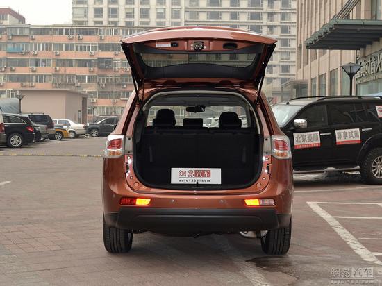 大气舒适实用 5款30万元进口SUV推荐