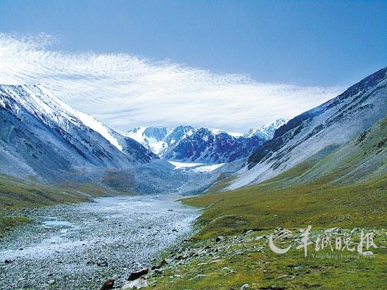 看新疆哈密的七十二变 四季风景此间变幻
