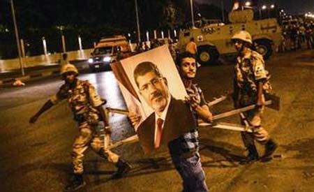 穆兄会无望恢复穆尔西的总统职位、重新执政