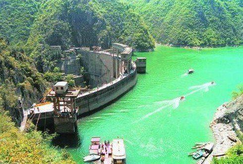 汉中石门水库