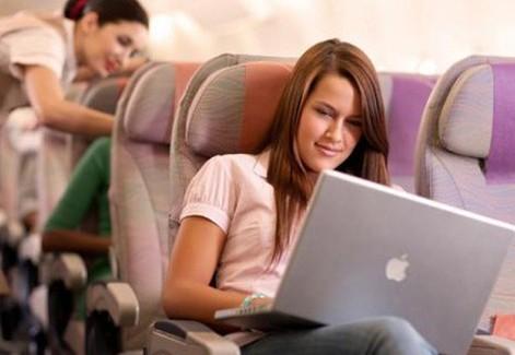 乘客对早期机上WIFI普遍不满意