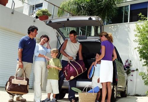 全家总动员 家庭旅游五大重点