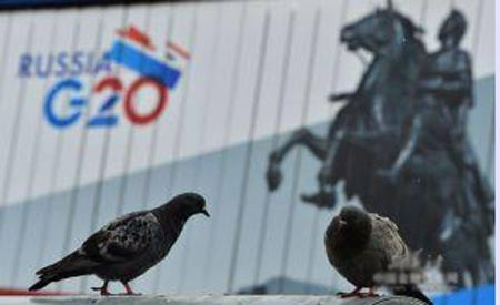 G20圣彼得堡峰会即将开幕