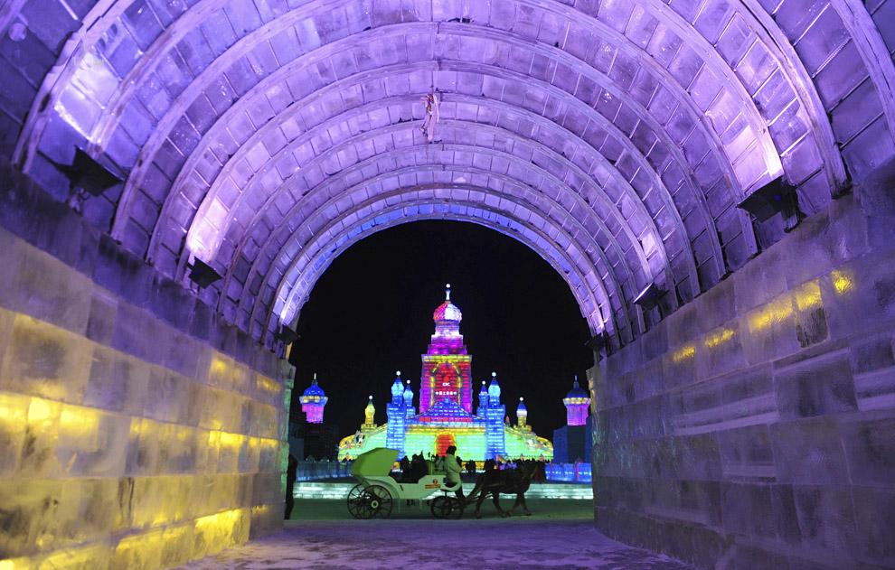 Харбинский международный фестиваль снега и льды