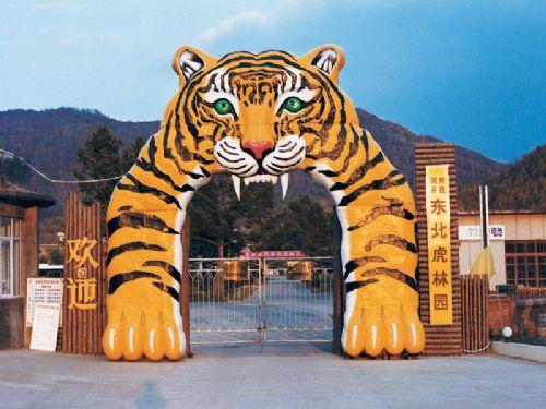 Парк северо - восточных тигров