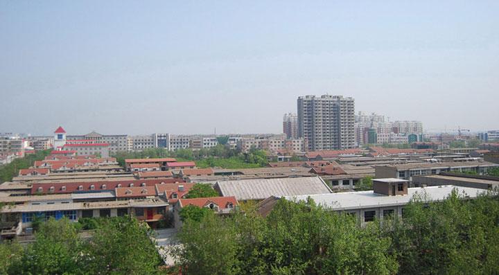 美丽栾城助推国家级园林县城建设