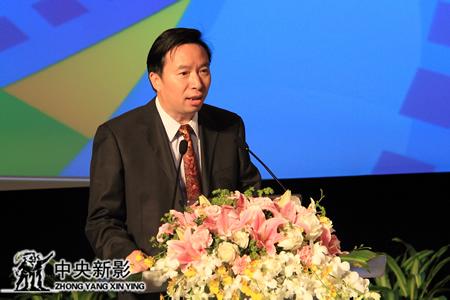 2012年11月,新影集团副总裁、总编辑郭本敏第八届北京国际体育电影周上作题为《光影与速度的交响》的主题演讲。