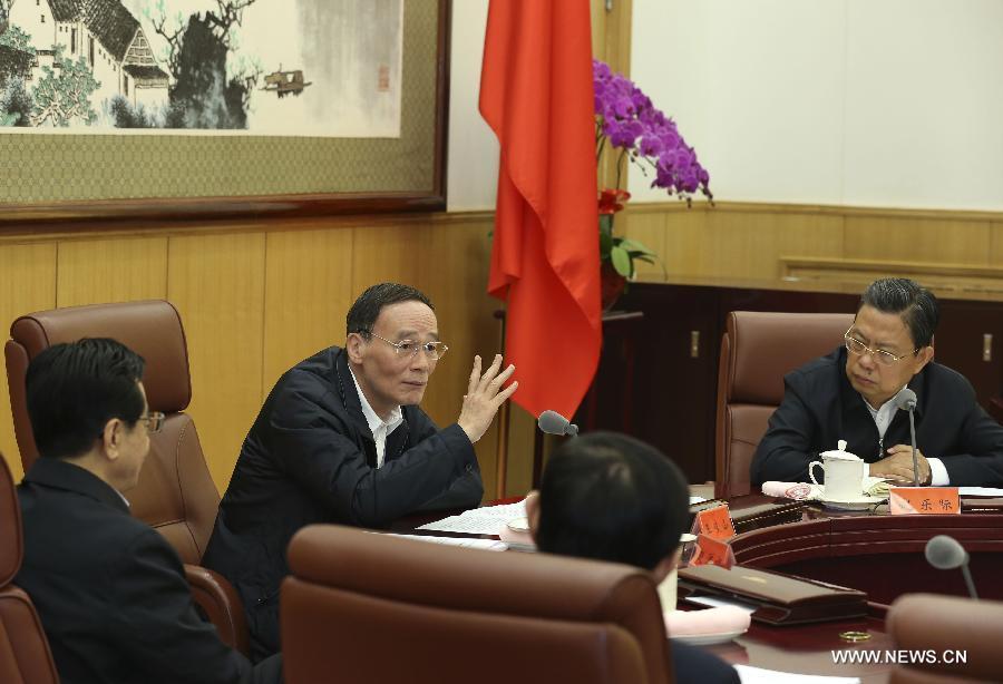 مسئول صيني كبير يؤكد على ضرورة مكافحة الفساد