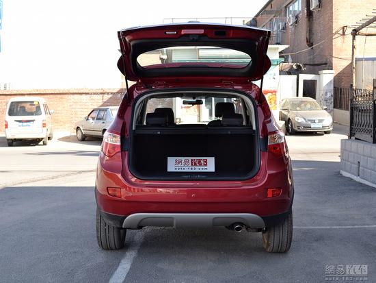 5款7万元自主SUV推荐 花小钱办大事