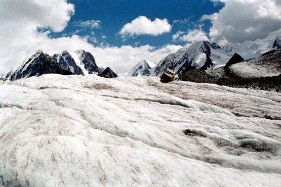 آثار الأنهار الجليدية
