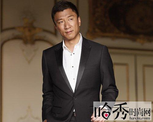 中国最帅男人top20排行榜