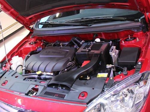 V6菱仕1.5T涡轮增压版