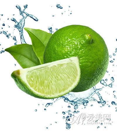 柠檬美白嫩肤 8款柠檬饮