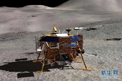 «Чанъэ-3» доставит «Нефритового кролика» на Луну