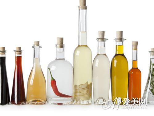 女人多吃醋美肤抗衰 DIY9种养颜蔬果醋