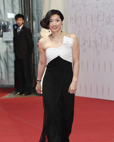 罗雪娟在2011年体坛风云人物颁奖盛典上。